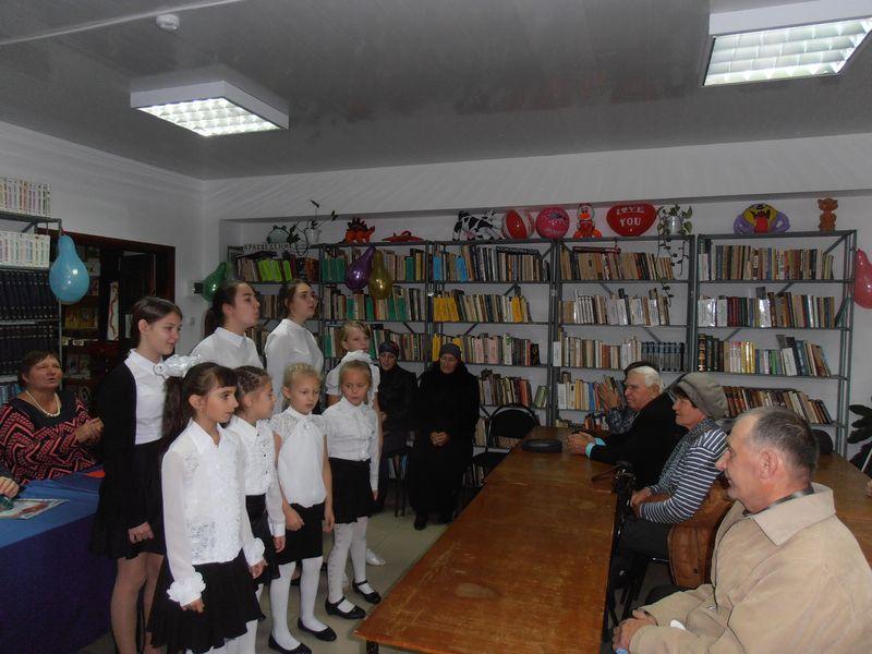 В центральной библиотеке станицы Зеленчукской прошло мероприятие «Мы живём в одном мире»