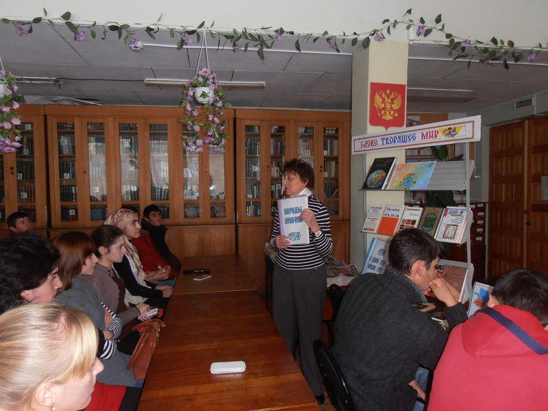 Жителям станицы Зеленчукской рассказали о толерантности